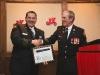 Vince McKay HRFD 20 Year Service Award