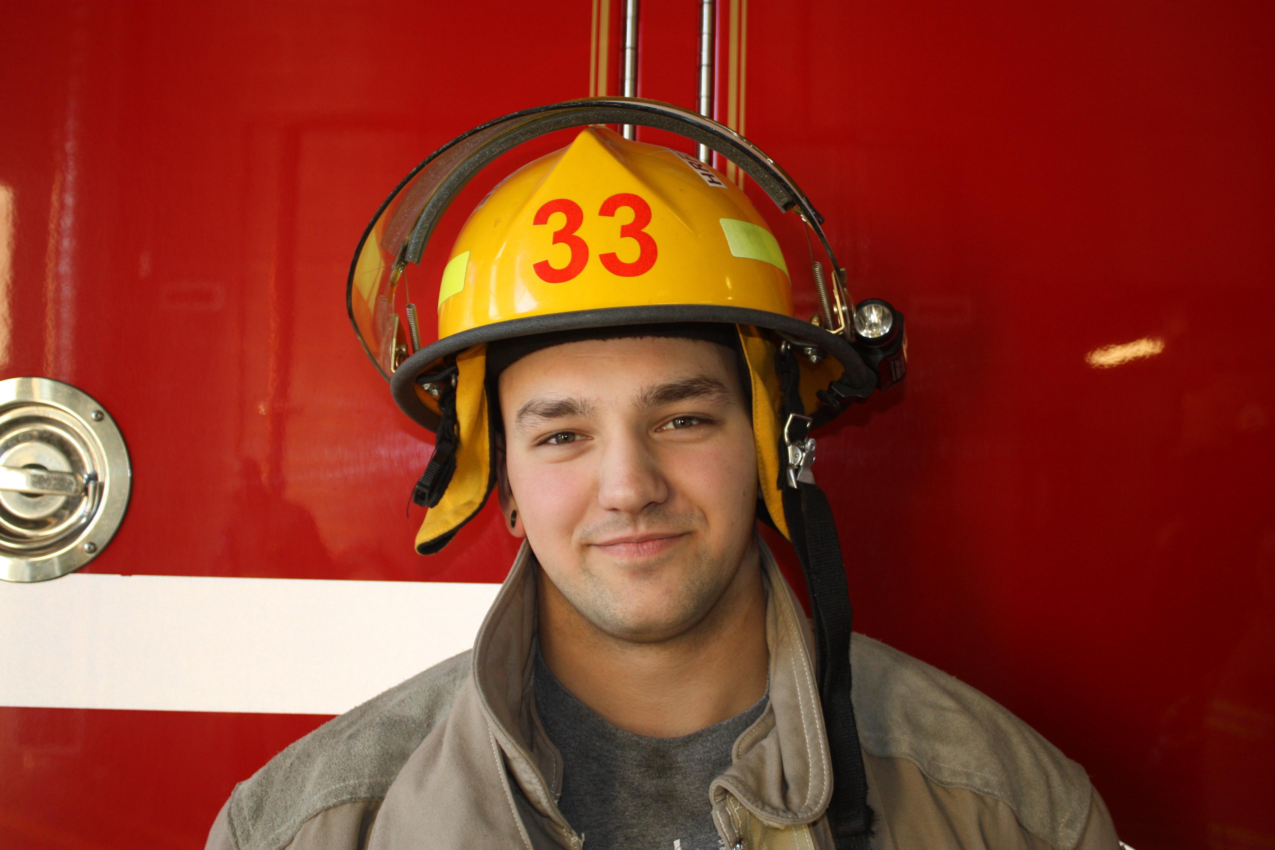 Firefighter #33