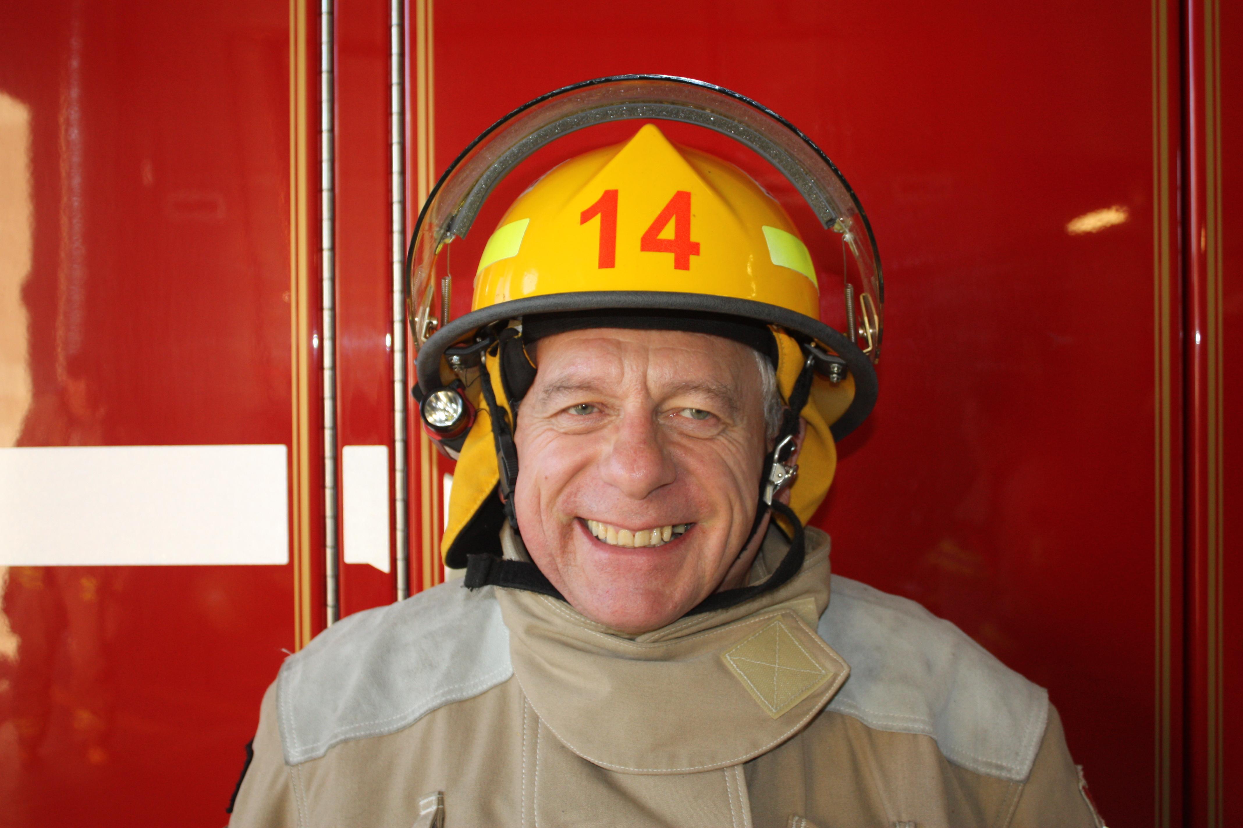 Firefighter #14
