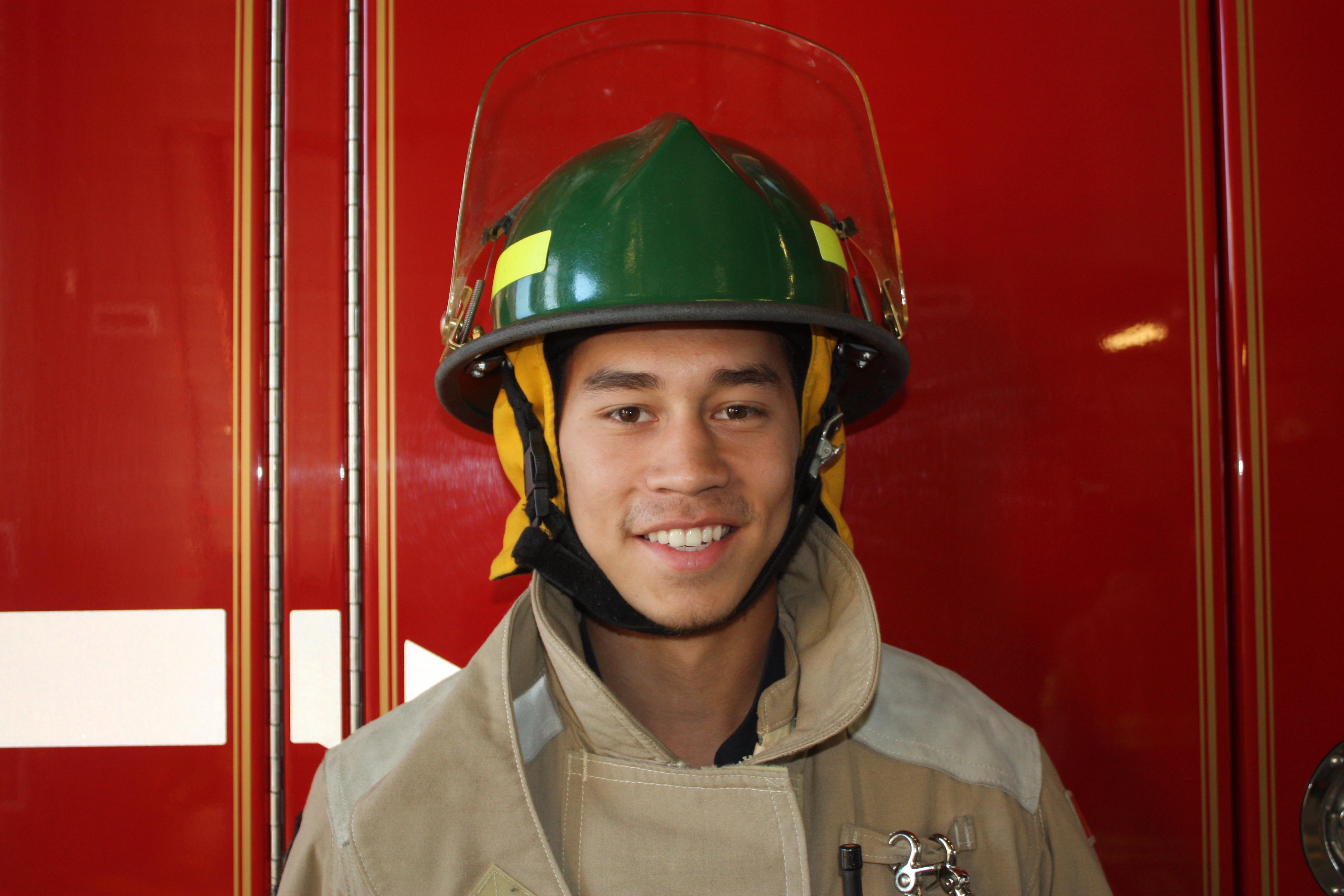 Firefighter #3